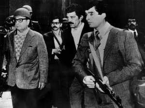 Foto Salvador Allende muer