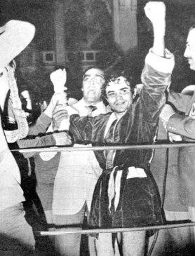 1978 Betulio González campeón mundial