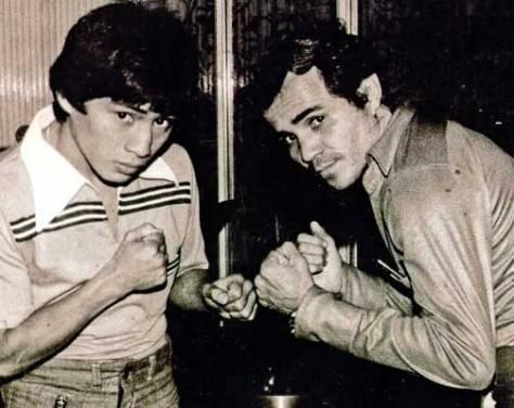 Foto 1978 Betulio González campeón mundial
