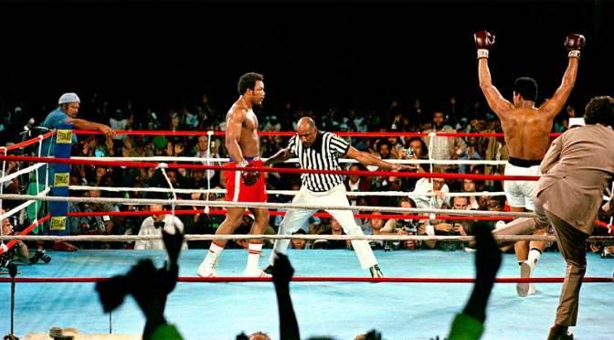 AÑO 1974: MOHAMED ALÍ RECONQUISTA EL TÍTULO MUNDIALde boxeo