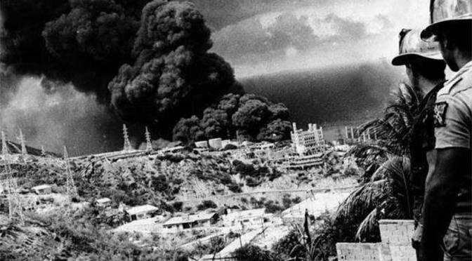 AÑO 1982: Muerte y desolación en la tragedia de Tacoa