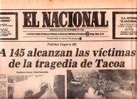 Foto 1982 Tragedia de Tacoa