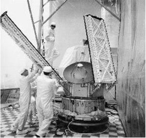 Foto El-satélite-Mariner-9-2