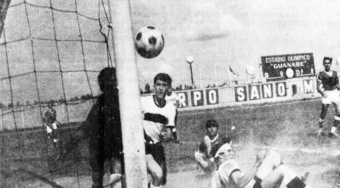 AÑO 1970: VI Copa Venezuela inicia el sábado en Guanare