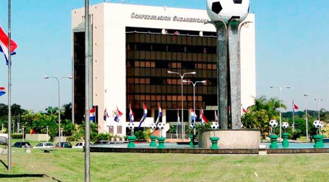 Foto Conmebol
