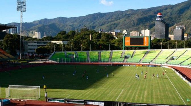 Foto Estadio UCV
