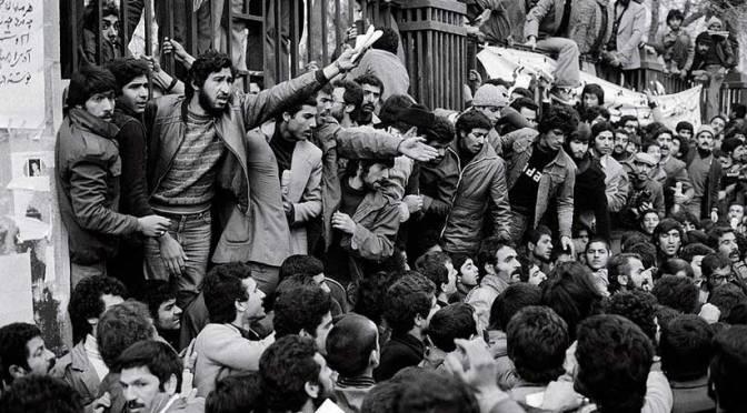 AÑO 1979: Fundamentalistas islámicos Asaltan embajada de EE.UU En Irán