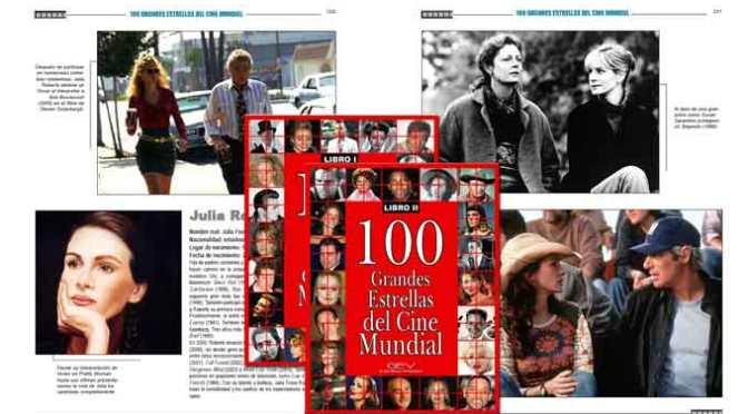 100 Grandes Estrellas del Cine Mundial