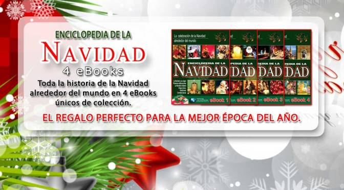 Enciclopedia de la Navidad 4 eBook en FORMATO (PDF)